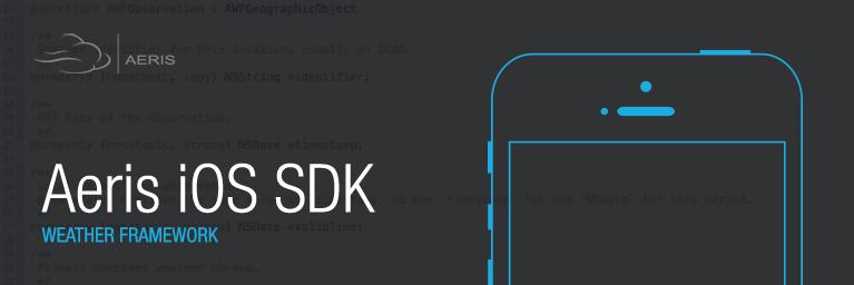 Aeris iOS SDK