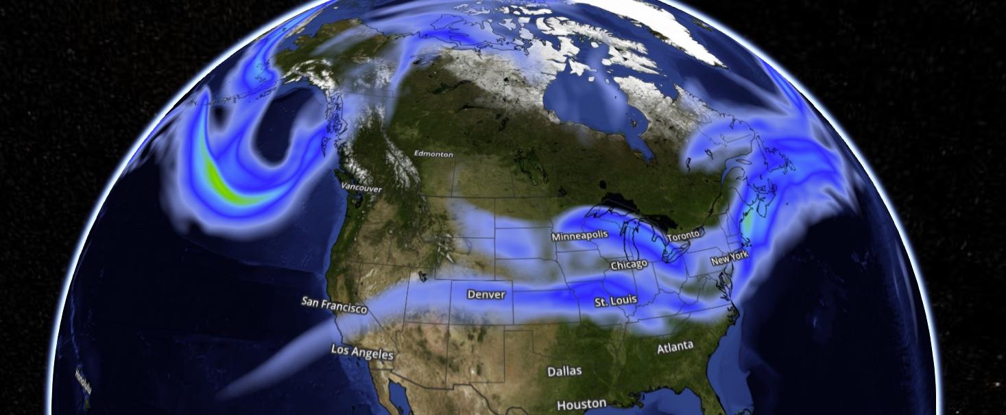 Recent Updates To Aeris Weather Maps Blog Aerisweather - Current-us-jetstream-map