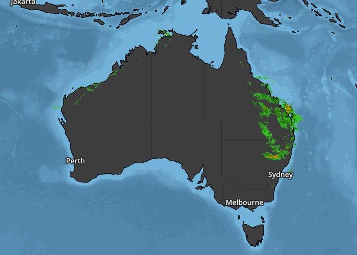 Australian Radar