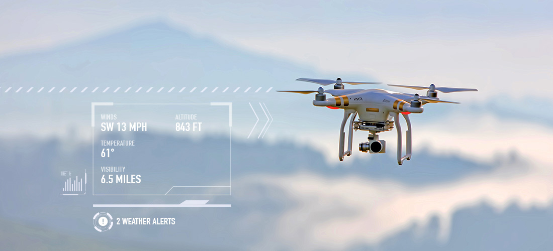 The Impact of Weather Within Unmanned Aircraft Systems (UAS)