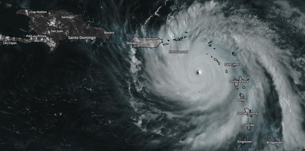 Hurricane Maria AMP