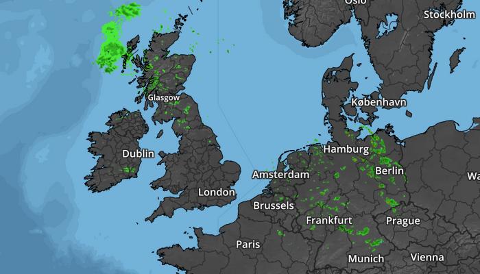 European Radar Example