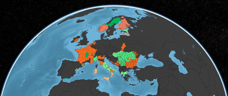European Alerts via Alerts API