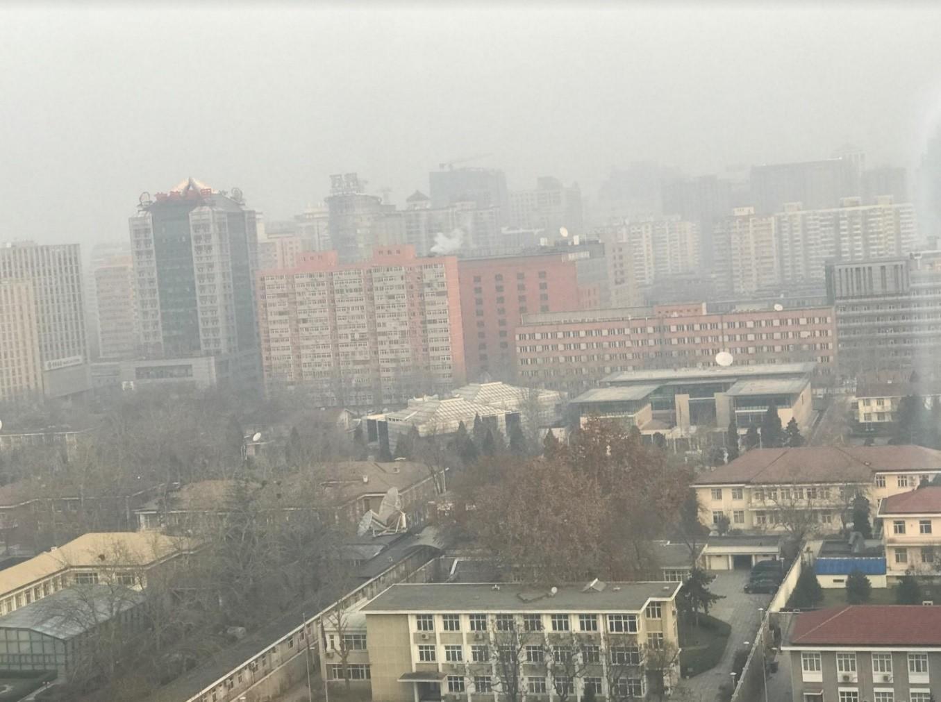 Downtown Beijing 2017