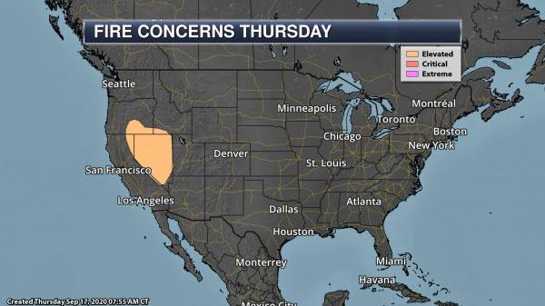 fire-concerns-thursday-radar