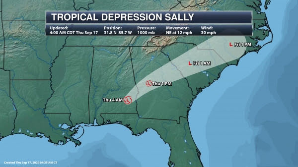 tropical-depression-sally-2-radar